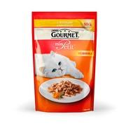 Консервы Gourmet Mon Petit пауч с Курицей для Кошек