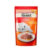 Консервы Gourmet Mon Petit пауч с Лососем для Кошек