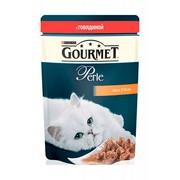 Консервы Gourmet Perle для кошек говядина