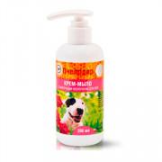 Пчелодар Крем-мыло для лап животных с маточным молочком