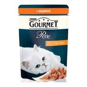 Консервы Gourmet Perle для кошек индейка