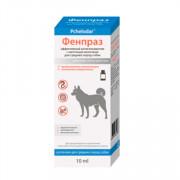 Пчелодар Фенпраз антигельминтная суспензия для средних пород собак