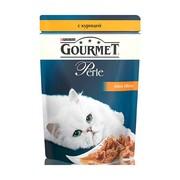 Консервы Gourmet Perle для кошек кусочки в подливке курица