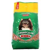 Сибирская Кошка наполнитель Лесной