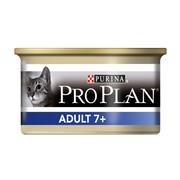 Консервы Pro Plan Vital Age 7+ для Пожилых Кошек Мусс с Тунцом