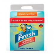 Mr. Fresh Regular, пеленки для ежедневного применения, 90х60