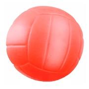 Зооник игрушка для собак Мяч волейбольный, D72мм