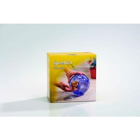 Beeztees Игрушка для грызунов Шар прогулочный пластмассовый, 12см