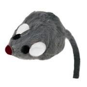 Beeztees Игрушка для кошек Мышь-погремушка, 5см