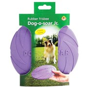Beeztees Игрушка для собак Фрисби Dog-o-soar, резина, 22см
