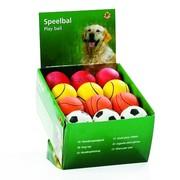 Beeztees Набор игрушек для собак Мяч, мягкая резина, 6.3см