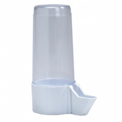 Beeztees Поилка для птиц евро-клик пластиковая, белая
