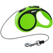 Рулетка Flexi New Comfort, трос, 3м, 8кг