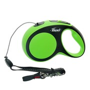 Рулетка Flexi New Comfort, трос, 5м, 12кг