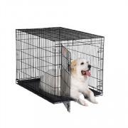 MidWest Клетка iCrate, черная, 1 дверь