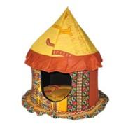 Usond дом для кошек цирк, бязь, 35x43