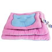 Бобровый дворик лежак-подушка мяу-мяу