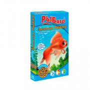 ЗООМИР РЫБята гранулы, корм для золотых рыб, коробка