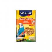 Vitakraft подкормка для волнистых попугаев, медовая
