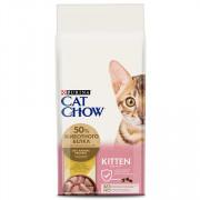 Cat Chow Kitten сухой корм для Котят с Курицей