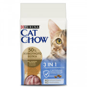 Cat Chow Special Care 3in1 сухой корм для Кошек Формула Тройного Действия