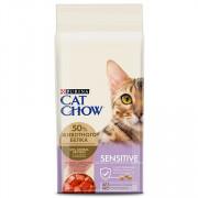 Cat Chow Special Care Sensitive сухой корм для Кошек с Чувствительным Пищеварением