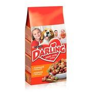 Darling сухой корм для собак курица и овощи