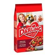 Darling сухой корм для собак мясо и овощи