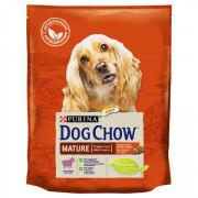 Dog Chow Mature Adult сухой корм для собак старше 5 лет, ягненок