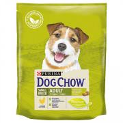 Dog Chow сухой корм для взрослых собак мелких пород, курица