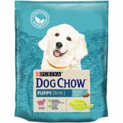 Dog Chow для щенков всех пород, ягнёнок