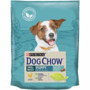 Dog Chow сухой корм для щенков мелких пород, курица