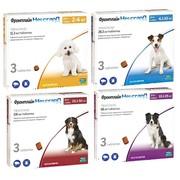 Фронтлайн НексгарД жевательные таблетки от блох и клещей для собак, 3 таб.