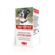 Чистотел Глистогон максимум, суспензия от гельминтов для собак, 7мл