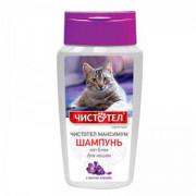 Чистотел шампунь для кошек от блох, 180мл