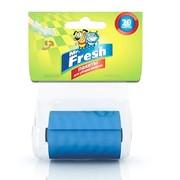 Mr. Fresh пакеты для уборки фекалий, сменный рулон, 20 пакетиков