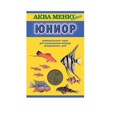 Аква Меню Юниор корм для рыб