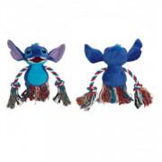 Disney мягкая игрушка с канатом Stitch
