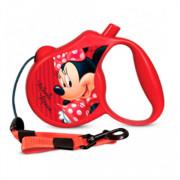 Disney поводок-рулетка Minnie