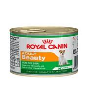 Royal Canin Adult Beauty консервы для собак для поддержания здоровья кожи и шерсти, мусс