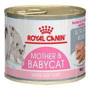 Royal Canin Babycat Instinctive консервы для котят, мусс