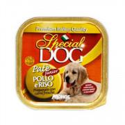 Special Dog консервы для щенков паштет курица с рисом