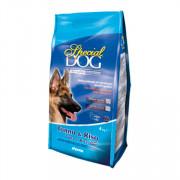 Special Dog корм для собак с особыми потребностями с чувствительной кожей и пищеварением тунец, рис