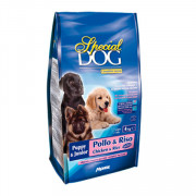Special Dog корм для щенков курица, рис