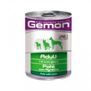 Gemon Dog консервы для собак паштет ягненок
