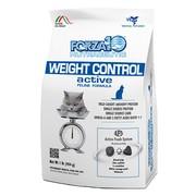 Корм сухой Forza10 Active Line для взрослых кошек для снижения избыточного веса - 0,454 кг