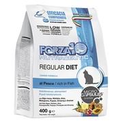Корм сухой Forza10 Diet для взрослых кошек из океанической рыбы, при аллергии и повышенной чувствительности