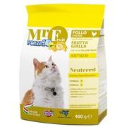 Корм сухой Forza10 Fruit для стерилизованных кошек - 0,4 кг