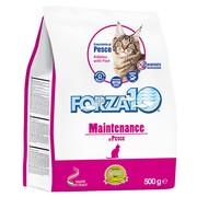 Корм сухой Forza10 Maintenance для взрослых кошек на основе рыбы - 0,5 кг
