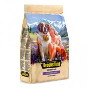 BROOKSFIELD Adult Dog Large Breed сухой корм для взрослых собак крупных пород курица и рис